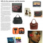 Gifts for the commuter and the jetsetter